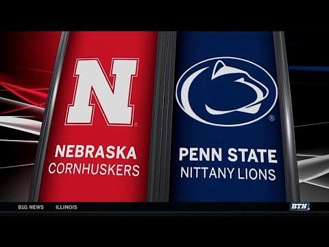 Nebraska at Penn State - Men's Basketball Highlights