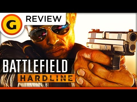 обзор Battlefield Hardline