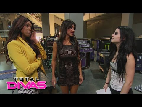 Rosa - Alicia Fox and Paige question Rosa Mendes about why she's avoiding them. Watch FULL episodes of Total Divas on WWE NETWORK: http://bit.ly/1tpLhO9 Don't forget to SUBSCRIBE: ...