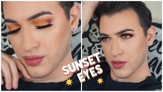 Summer Sunset Makeup Tutorial | MannyMua by Manny Mua