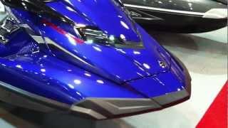 9. 2013 Yamaha FX SHO Waverunner