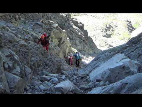 VIDEO: Výstup na Vysokú cez Kohútik