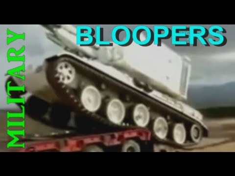 ★ Military Bloopers - America's Funniest Videos part 572
