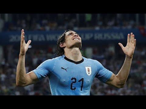 Μουντιάλ: Ουρουγουάη  – Πορτογαλία 2-1