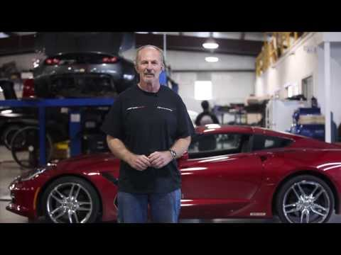 Corvette - John Heinricy test drives 2014 C7 Corvette Stingray equipped with Hennessey HPE600 normally aspirated engine upgrade. Factory options include: Z51, 3LT and 7...