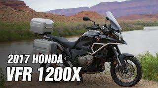 6. 2017 Honda VFR1200X CrossTourer Spec