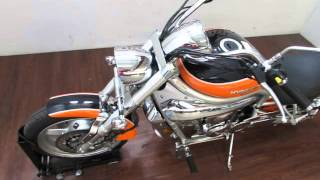 10. 2007 Hyosung Avitar  New Motorcycles - Harker Heights,Texas - 2016-05-07