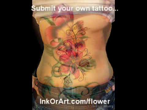 Tattoo Designs Artists Poll Featuring Flower Tattoos