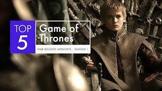 SPOILER ALERT! Want to catch up with your 'Game of Thrones'–obsessed friends? Here are five things you need to know about...