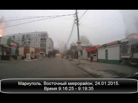 """Мариуполь, МКР """"Восточный"""", месяц спустя"""