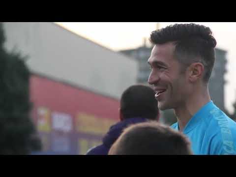 Luis Garcia Nesquik Experience – FC Barcelona