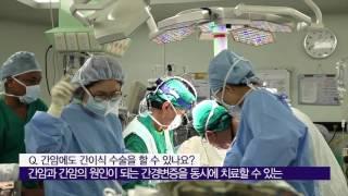 간암 환자의 간이식 미리보기