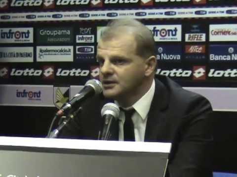 Rueda de prensa de Giuseppe Iachini