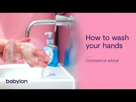 Coronavirus | How to wash your hands