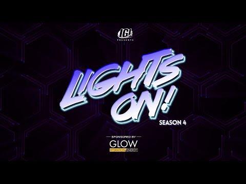Lights On! - Season 4 Episode 5 - Top 16 Match Up Reveal [gloving.com]