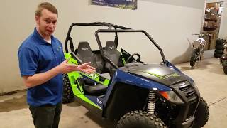 4. Arctic Cat Wildcat Trail XT Overview