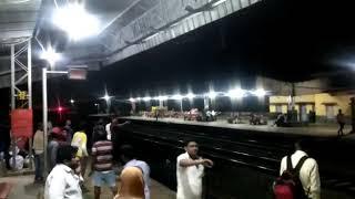 बगैर इंजन के 15 किलोमीटर तक दौड़ी ट्रेन