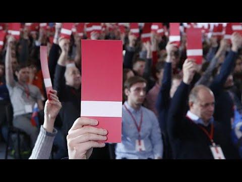 «Βγάλτε κόκκινη κάρτα στις προεδρικές εκλογές»