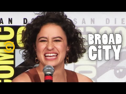 Broad City - Exclusive - Abbi and Ilana's Audience Q&A at Comic-Con - Uncensored