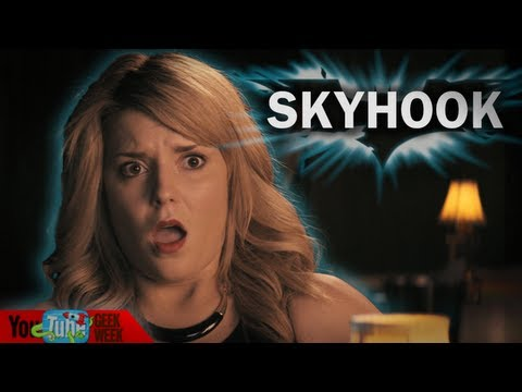 SKYHOOK – Geek Week
