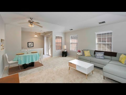 Tour a spacious 1-bedroom model in Wheeling at Arlington Club
