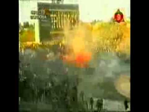 Video - TALLERES Recibimiento 1996 Final Vuelta - La Fiel - Talleres - Argentina