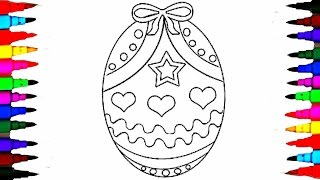 Video Coloring Pages Easter Egg Surprise Coloring Book Videos For Children Rainbow Learning Colors MP3, 3GP, MP4, WEBM, AVI, FLV Oktober 2017