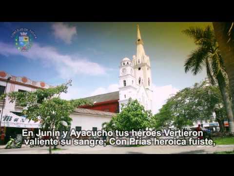 VIDEO OFICIAL DEL HIMNO AL MUNICIPIO DE TULUA VALLE DEL CAUCA