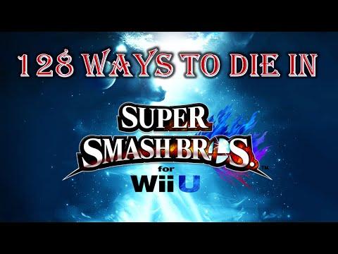 128 Ways to Die in Super Smash Bros. for Wii U