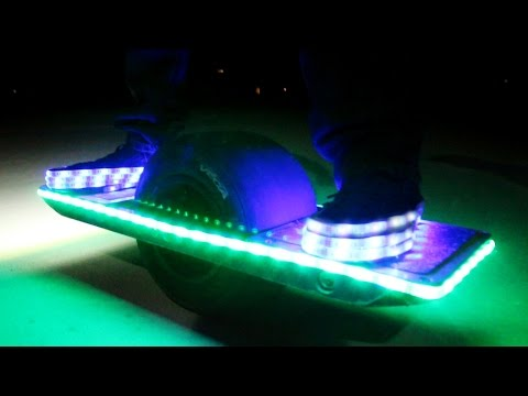 How To Make Your Own Pair Of LED Shoes