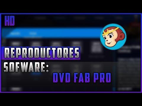DVDFab Player Ultra v5 Mejor Reproductor multimedia 4K UHD