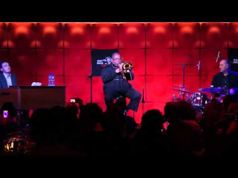 FRED WESLEY Generations Trio *1*shake everythang u got!* @ NSJ Club/Amsterdam 22.1.2016