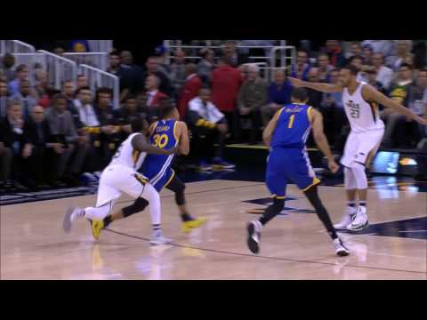 FLOATER: STEPHEN CURRY