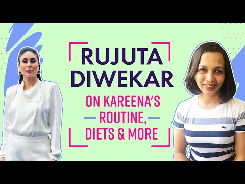 Nutritionist Rujuta Diwekar spills beans on Kareena Kapoor Khan's lifestyle, diet fads, etc.