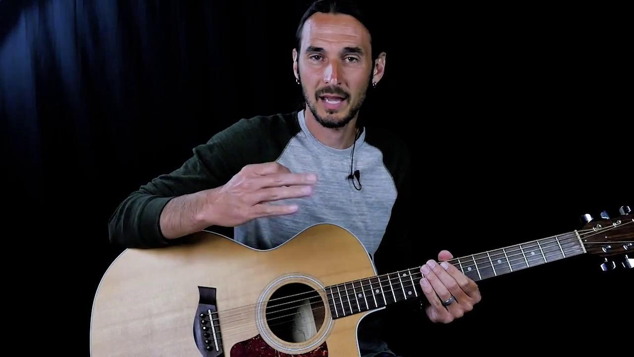 Beginner Strumming Patterns For Acoustic Guitar – Exercise 4