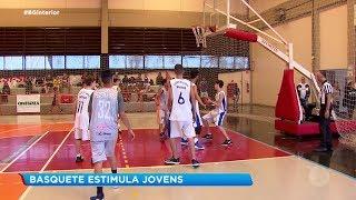 Campeonato de Basquete em Jaú reúne crianças e adolescentes da região