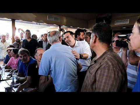 Ελληνική ιθαγένεια στους αλλοδαπούς ψαράδες που έσωσαν κόσμο στο Μάτι…