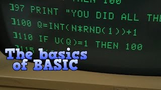 Nonton The Basics Of Basic  The Programming Language Of The 1980s  Film Subtitle Indonesia Streaming Movie Download