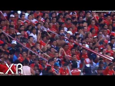 Independiente 3 - Argentinos 1 // Ponga huevo Independiente + Gol de Galeano - La Barra del Rojo - Independiente - Argentina - América del Sur