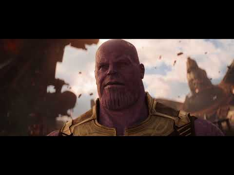 Avengers: Infinity War | Official Telugu Teaser Trailer | Rana Daggubati | In cinemas April 27, 2018