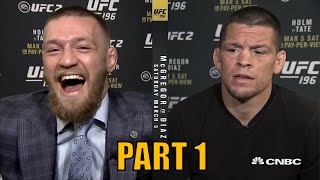 Video Best MMA Trash Talk - Funniest Trash Talk (Part 1) MP3, 3GP, MP4, WEBM, AVI, FLV Oktober 2018