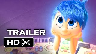 Nonton Inside Out Official Trailer  2  2015    Disney Pixar Movie Hd Film Subtitle Indonesia Streaming Movie Download