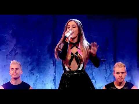 Ariana Grande - Break Free (Live At Alan Carr: Chatty Man) HD