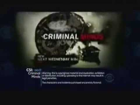 Criminal Minds 9.08 Preview
