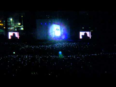 Lady Gaga - Dance In The Dark At Foro Sol, Mexico City 2011-05-05