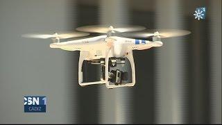 Jornadas de formación sobre el manejo de drones