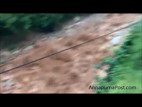 (OverFlow in Badigad River - Duration: 45 seconds.)