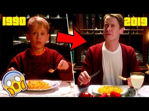 Home Alone 1990 Where are they today? Then and Now 2019