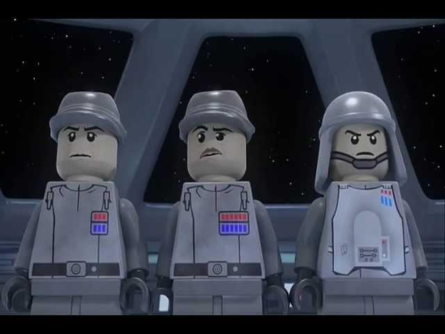 Lego Star Wars: L'imperi contraataca