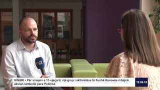 Intervista - Cilësia në arsim 18.07.2019